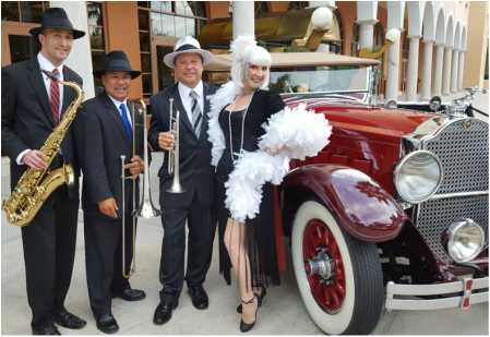 www.swingbandflorida.com - Jazz and Swing Band in South, Florida.