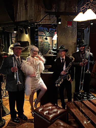 Swing Band Orlando, Z Street Speakeasy Band, Swing Band Florida, Big Band Orlando, Jazz Band Orlando