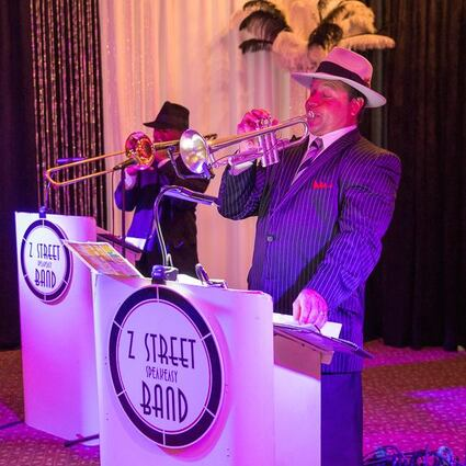 Swing Band, Orlando, Florida, Tampa, Sarasota, Saint Petersburg, Clearwater, Ybor City, Palm Beach, Ponte Vedra Beach, Marco Island, Boca Raton, Amelia Island, Fort Lauderdale, Miami, Naples, Vero Beach, Saint Augustine, St. Augustine, Brooksbille, Fort Myers, Bradenton, North Carolina, South Carolina, Alabama